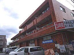 東京都練馬区上石神井1丁目の賃貸マンションの外観