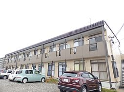 三重県津市河芸町東千里の賃貸アパートの外観