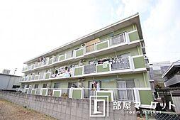 愛知県豊田市松ケ枝町3丁目の賃貸マンションの外観
