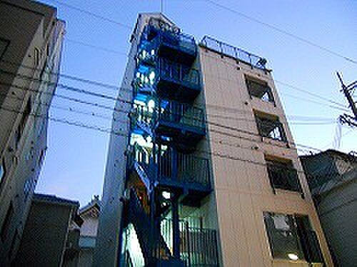 兵庫県神戸市兵庫区中道通2丁目の賃貸マンション