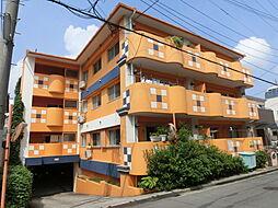 ドミールタチバナ五月町[2階]の外観