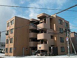 ビッグバーンズマンション八軒II[3階]の外観