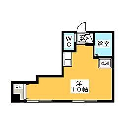 セイフォーレジデンス[4階]の間取り