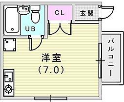 神戸駅 4.2万円