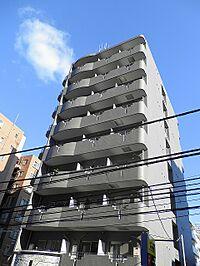 外観(JR京浜東北線「横浜」駅より徒歩7分の分譲賃貸マンションです。)