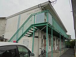 兵庫県姫路市保城の賃貸アパートの外観