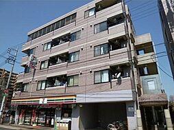 埼玉県戸田市上戸田3丁目の賃貸マンションの外観