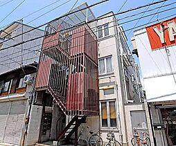 京都府京都市上京区西芦山寺町の賃貸マンションの外観