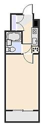 サンホームマンション[4階]の間取り