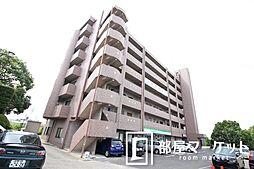 愛知県豊田市聖心町2丁目の賃貸マンションの外観