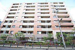 センティア四天王寺・夕陽ヶ丘[8階]の外観