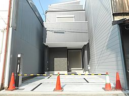 [一戸建] 大阪府堺市西区浜寺諏訪森町中1丁 の賃貸【/】の外観