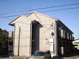 富山県富山市曙町の賃貸アパートの外観
