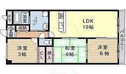 六地蔵駅 7.7万円