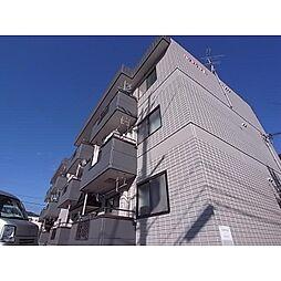 奈良県生駒市小瀬町の賃貸マンションの外観