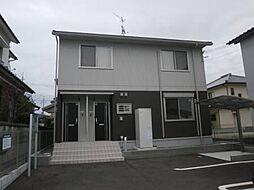 兵庫県赤穂市大橋町の賃貸アパートの外観