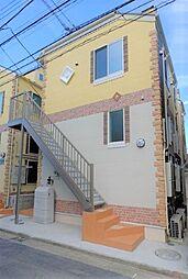 ユナイト 小田ミカーサ[2階]の外観