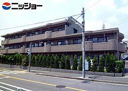 愛知県名古屋市緑区鎌倉台2丁目の賃貸マンションの外観