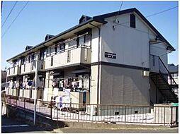 パークサイドハイツ桂台 A棟[201号室号室]の外観