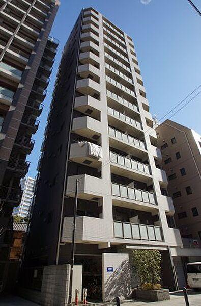 レジディア蒲田III[6階]の外観