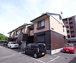京都府京都市南区久世中久世町3丁目の賃貸アパートの外観