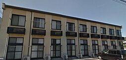 広島県福山市東手城町2丁目の賃貸アパートの外観