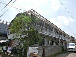 福田コーポ[107号室]の外観