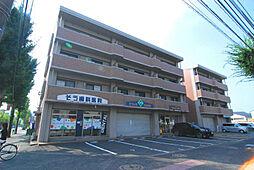 第3矢野ビル B棟[4階]の外観