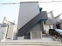 愛知県名古屋市中村区下中村町1の賃貸アパートの外観