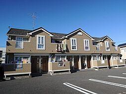埼玉県春日部市粕壁東6の賃貸アパートの外観