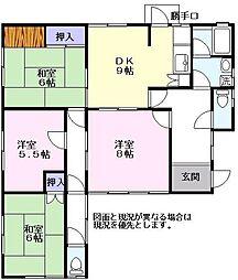[一戸建] 滋賀県彦根市大藪町 の賃貸【/】の間取り