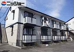 プリシェール平田A棟[1階]の外観