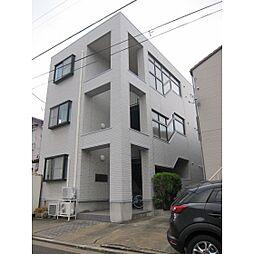 新潟県新潟市中央区幸町の賃貸マンションの外観