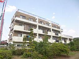 鶴ヶ島マンション[201号室]の外観