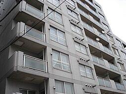 北海道札幌市中央区北七条西12丁目の賃貸マンションの外観