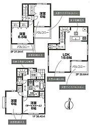 さいたま市桜区西堀第5期 新築住宅/全1棟