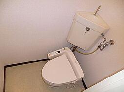 上田マンションのトイレ