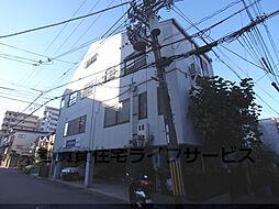 新井ビル[3・4階号室]の外観