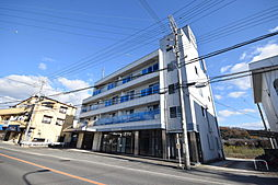 大阪府富田林市錦織東2丁目の賃貸マンションの外観