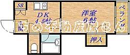 ウィンライフ滝井[7階]の間取り