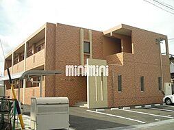 三重県松阪市大塚町の賃貸マンションの外観