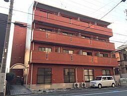 ペアハウス浦安[4階]の外観