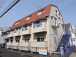 アーデンフラッツ[1階]の外観