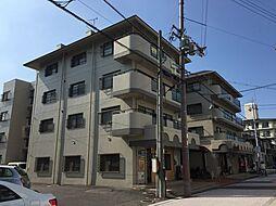 大阪府高槻市大手町の賃貸マンションの外観