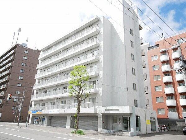 ドエル札幌北11条[509号室]の外観