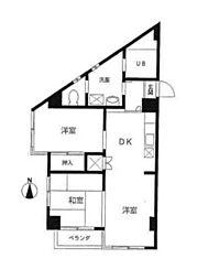 メゾン312[4階]の間取り