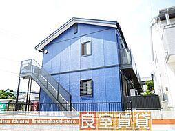 愛知県名古屋市南区鳥栖1丁目の賃貸アパートの外観