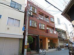サンハイツ東梅田[2階]の外観