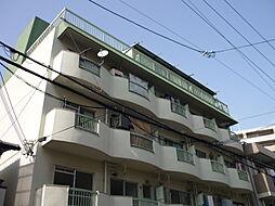 大島マンション[401号室]の外観