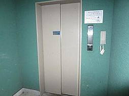 白金マンション[103号室]の外観
